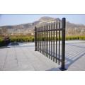 Exportado a Australia valla de estacas valla de hierro valla de aluminio