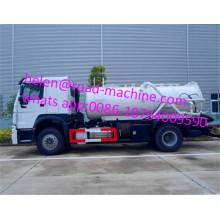 Sinotruk 290hp pompe à vide italienne 4x2 camion de boue