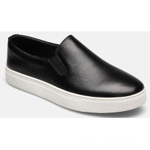 Cow Genuine Leather OEM Loafer Men Casual Shoes Big Size