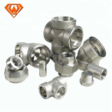 high pressure carbon seamless steel pipe fitting for fertilizer making equipment