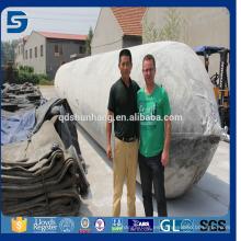 Airbag de goma marino de Dunnage / airbag inflable / airbags de la elevación del barco de China