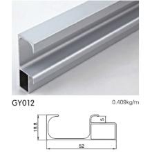 Aluminium Küchenschrank mit Griffen