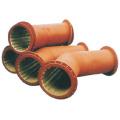 Tubos de aço resistentes ao alto desgaste