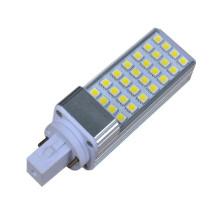 2 контакта / 4 контакта SMD 5050 кукурузные огни привели алюминиевая лампа 6w сделано в Китае