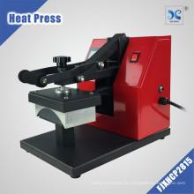 CP2815 Máquina de transferência de calor manual Clamshell tamanho 10x15cm para tampa