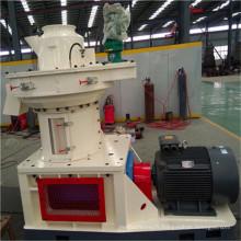 Machine en bois de granule de système de Zlg avec le système automatique de lubrification