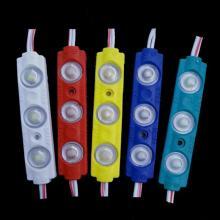 Hochwertige Injektion Wasserdichte Konstantstrom 3 LED 2835 LED Modul mit Objektiv