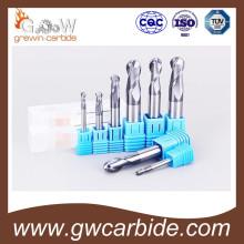 100% Rohstoff Hartmetall-Endfräser in Werkzeugmaschinen Zubehör