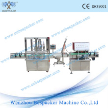 High Effeciency Automatic Ketchup Filling Machine Capping Machine