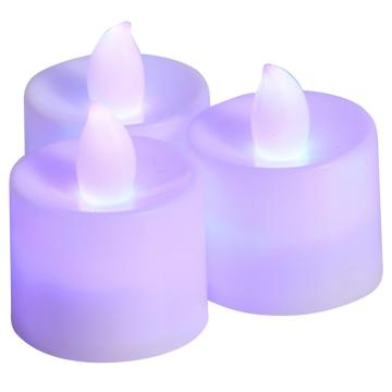 Sin llama cambio de color Velas Tealight Led Velas Led