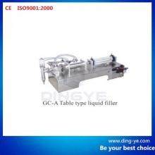 Полуавтоматическая машина для наполнения жидкостью (GC-A)