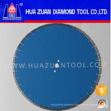 Diamond Laser Welded Saw Blade for Stone Cutting