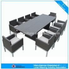 Set de table en rotin pour 10 personnes