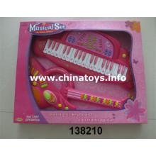 Juguete del instrumento musical 2016, juguete musical plástico (138210)