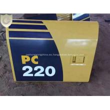 Komatsu PC220 Excavator Cover Side Door Aftermarket