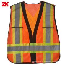 Vestuário de segurança industrial de alta visibilidade
