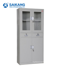 SKH051 Cheap Glass Door Medicine Instrument Storage Cabinets
