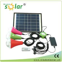 carregador solar portátil & acampar diodo emissor de luz, luz de acampamento solar conduzida com usb, solar led luz de acampamento