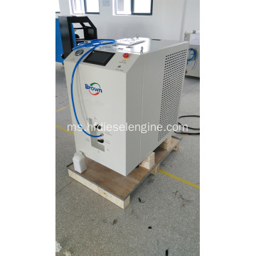 HF Power Diesel Engine Cleaning Carbon Machine
