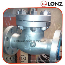 ANSI Bolted Bonnet Stainless Steel Flanged Swing Check Valve