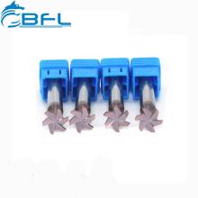 BFL Solid Carbide 6 Flutes  T-slot Milling Cutters