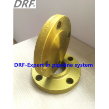 Yellow Painted Flange, Forging Flange