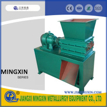 Small 2 Shaft Waste Pc Crusher พลาสติก
