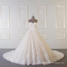 Alibaba strapless wedding dress bridal gowns