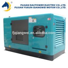 Conjunto de geradores refrigerados a ar YUKUN QIANGWEI MARCA SILENT DAC5000SE SÉRIE
