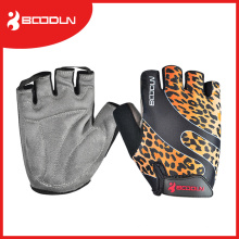 2016 Fashion New Design Bike Sports Útil Winter Cycling Half Finger Gloves