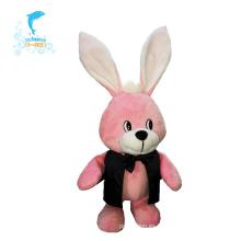 Juguetes para bebés de felpa suave de conejo