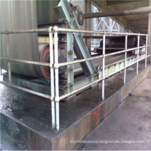 Industry Used Ball Joint Handrail Stanchions Connect to Steel Grating with Factory Price