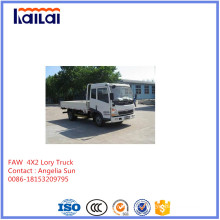 Jiefang FAW 4X2 Lorry Truck for Sale