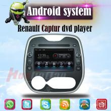 Car Audio para Renault Captur Sistema Android GPS Reproductor de DVD 3G WiFi