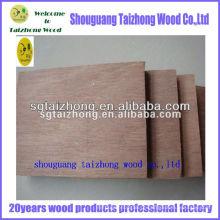 WBP cola hardwood core mobiliário madeira compensada