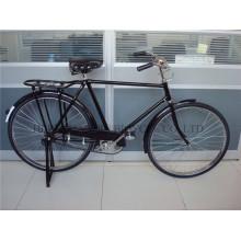 """28 """"bicicleta tradicional de aço, bicicleta retro para homens adultos fabricados na China"""