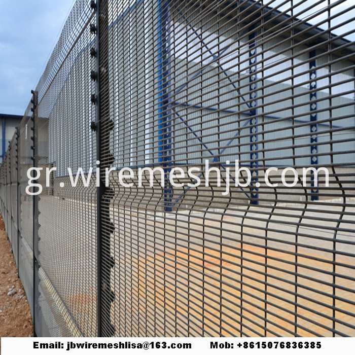 358 Welded Wire Mesh Security Fence Panels