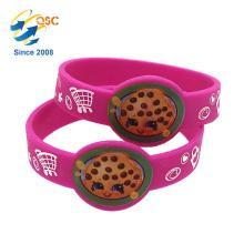 Nouveau produit Bracelet en silicone RF les plus populaires