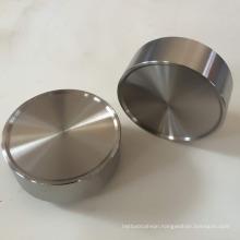 98X14mm ASTM F136 Ti6Al4V Titanium Disc for Dental implants