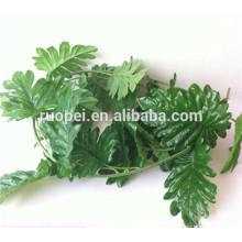 Lebensechte immergrüne Kunststoff Großhandel künstliche Blätter