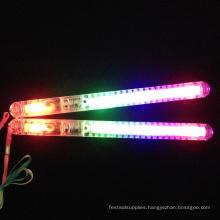 plastic rainbow led glow stick