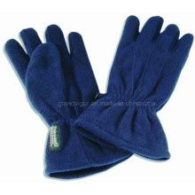 Thinsulated Polar Fleece Sports Gloves with Private Labels