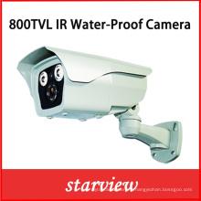 800tvl LED Array Waterproof CCTV Bullet Caméra de sécurité (W18)