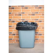 Пластиковые мешки для мусора в рулоне