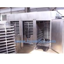 Forno de secagem de bandeja de ar quente de nova condição
