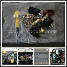 Bajo Consumo de Combustible Diesel Soldador Generador Set