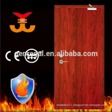 Durable Quality BS Tested residential fire rated timber doors