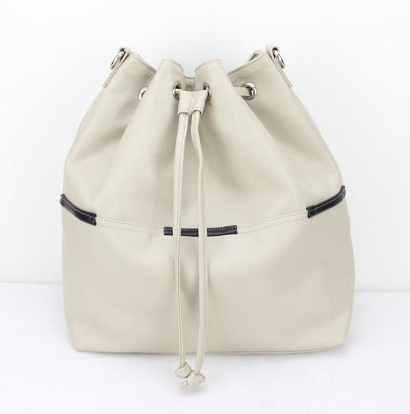 Women Drawstring Bucket Bags