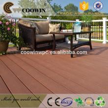 rubber wood composite decking floor