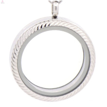 Cool unique design silver wholesale glass floating lockets pendant